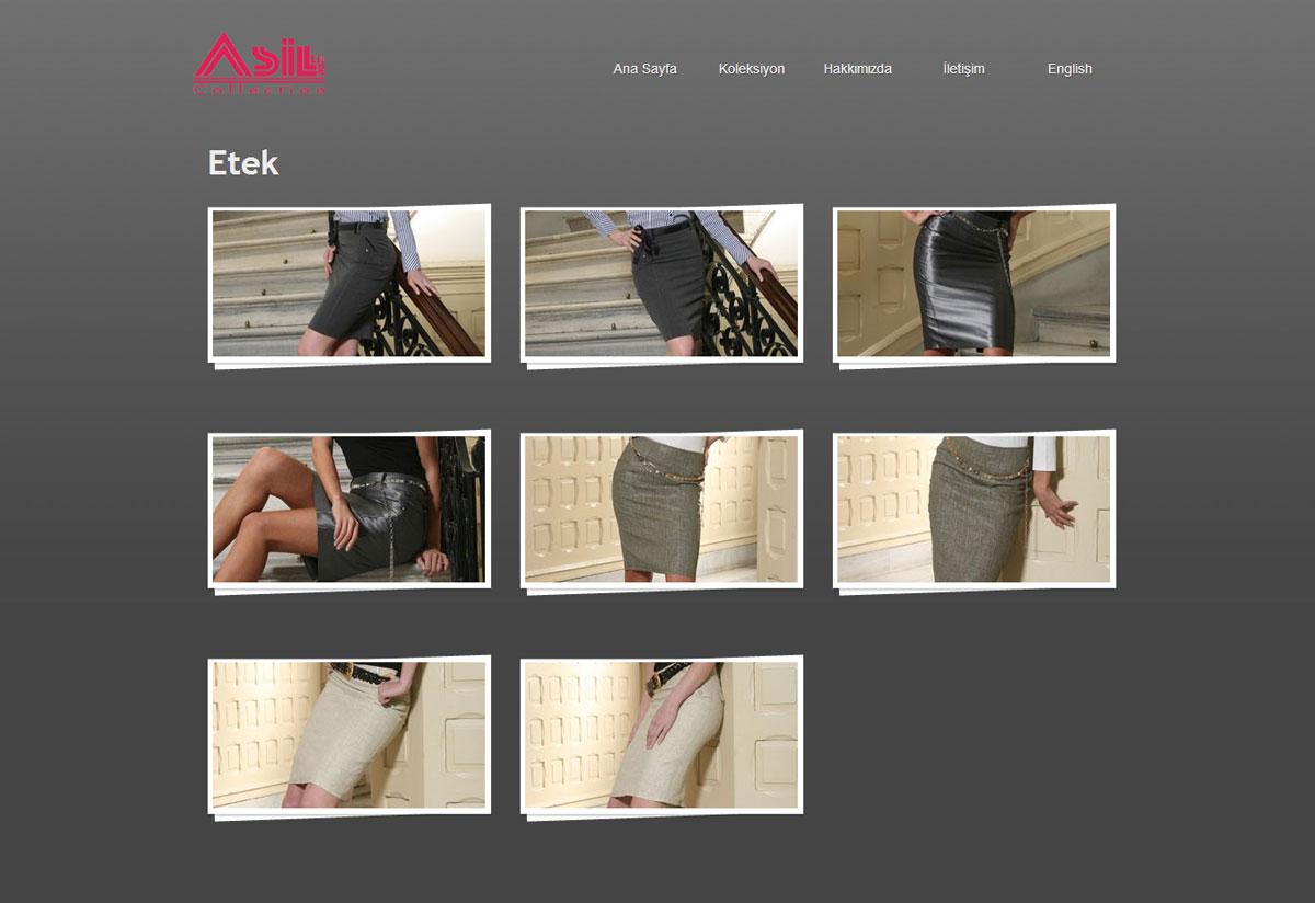 giyim firması web tasarım