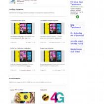 Cepdestek.com Web Tasarım