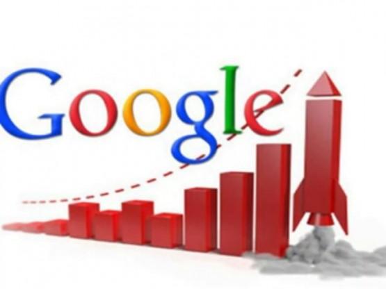 google ilk sayfa