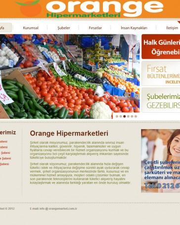 market web tasarımı